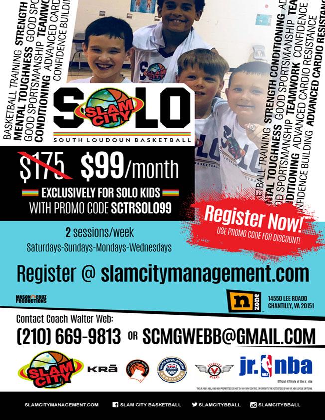 SOLO - South Loudoun Basketball
